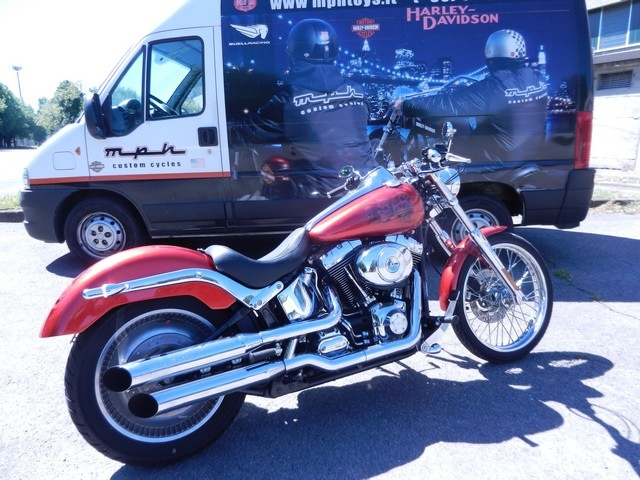 HD Softail Deuce SP 14