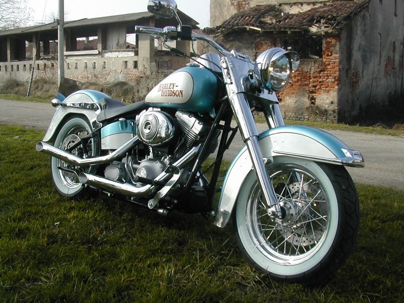 HD Softail Standard in Heritage